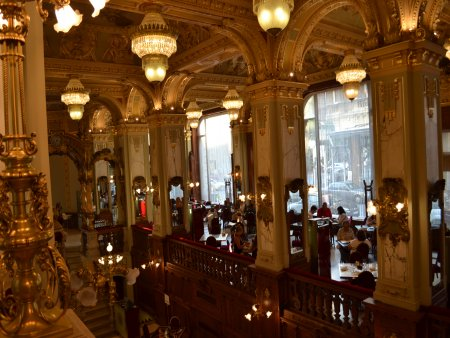 restaurante in budapesta cafe new york  1