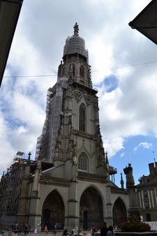 obiective turistice berna catedrala