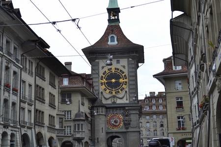 obiective turistice berna ceas cu orologiu