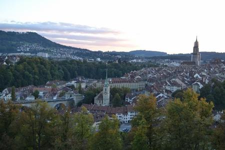 obiective turistice berna rosengarten panorama