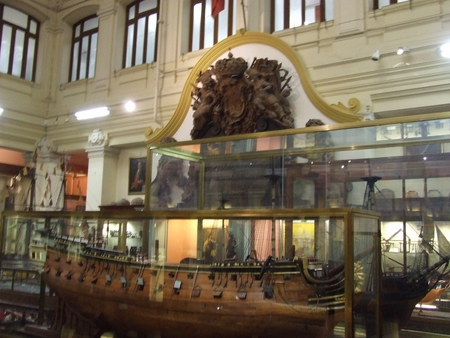 10 obiective turistice din madrid nav muzeu