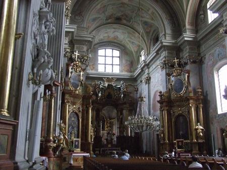 biserica recomandari turistice in varsovia