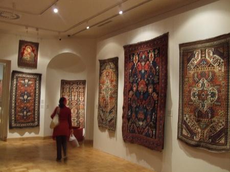 carpete orientale recomandari turistice in varsovia