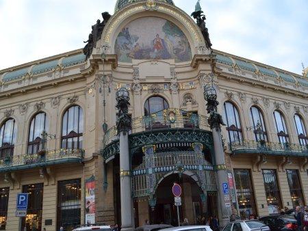 casa municipala 1 Vacanta la Praga in 5 zile