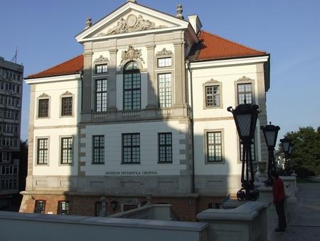 muzeul chopin recomandari turistice in varsovia