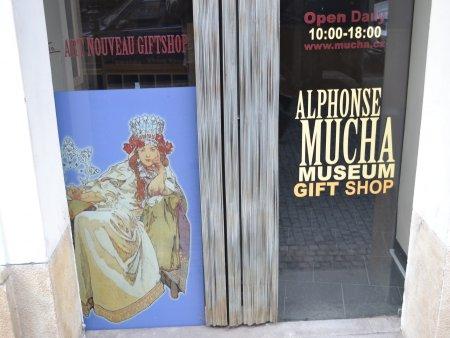 muzeul mucha 1 Vacanta la Praga in 5 zile