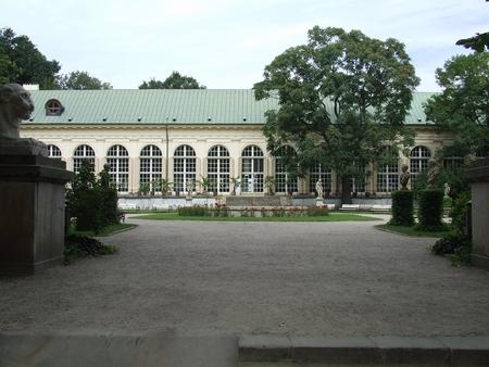 orangerie recomandari turistice in varsovia