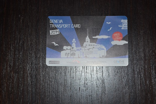 transport card geneva