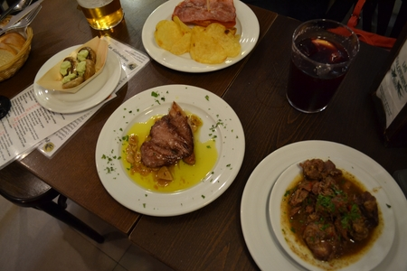 masa Sevilla obiective turistice