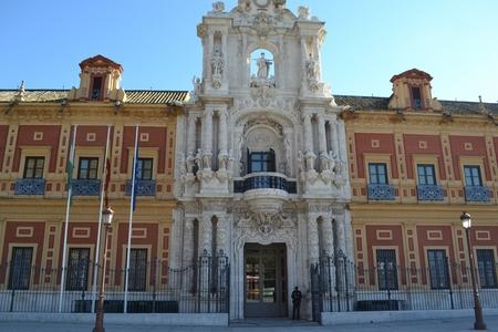 palat san telmo Sevilla obiective turistice