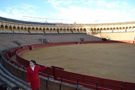 plaza del torro Sevilla obiective turistice