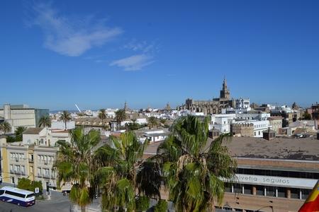 torre del oro panorama Sevilla obiective turistice