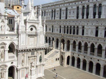Atractii turistice in Venetia palatul dogilor 1