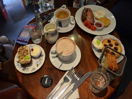 queen of tarts 3 restaurante bune in dublin