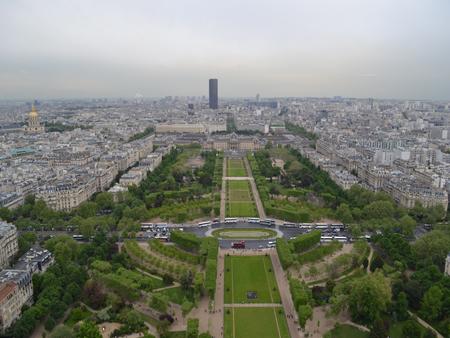 10 Locuri de vizitat gratuit in Paris champ du mars
