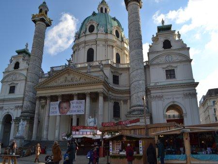 karlskirke 1 city break la Viena