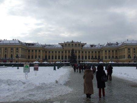 palatul schonbrunn 1 city break la viena